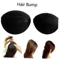 2 pcs Hair Increase Volume Boost Styling Fluffy Puff Bump Foam Sponge Pa TFW