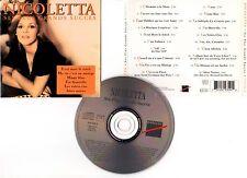 """NICOLETTA """"Ses Plus Grands Succès"""" (CD) 1995"""