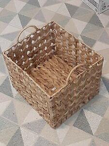 Threshold Handwoven Storage Basket