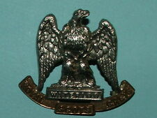 VICTORIAN 2ND DRAGOONS THE ROYAL SCOTS GREYS CAP BADGE -100% ORIGINAL GUARANTEED