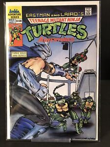 Teenage Mutant Ninja Turtles Adventures Archie #2 ~9.2~ 1988 (RC)