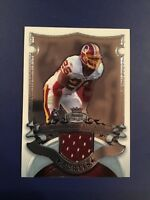 2007 Bowman Sterling # BSVR-CPO  CLINTON PORTIS Game Worn Jersey WOW LOOK !