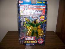 Marvel Legends Series VII Phasing Vision Variant Avengers Action Figure & Comic