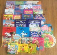 31 Kinderbücher, Walt Disney, Märchen, Kinderbücher Sammlung, Konvolut Paket