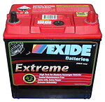 Exide Extreme Car Battery New X40CPMF 400CCA 42 Mth Warranty Subaru Suzuki Honda