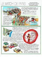 Publicité Advertising 067  1970  Carnaval de Rio  par Gérard Lauzier