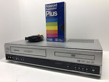 New ListingDaewoo Dv6T844B Dvd/Vcr Vhs Combo Player Tested Heads Cleaned w/ Tape Cables