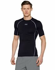 T-shirt de Compression Under Armour Heatgear Noir pour Homme M