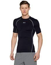 T-shirt de Compression Under Armour Heatgear Noir pour Homme L