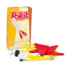 Kids Bottle Rocket Kit - Rokit Water Powered Rocket Launcher Kit Without Bottle