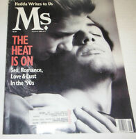 Ms. Magazine The Heat Is On May 1989 072314R