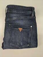 New with Tags- Guess Denim '1981 Skinny' dark wash jeans - 30 Reg