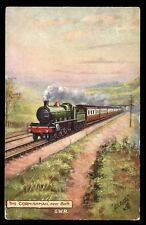 Somerset Posted Collectable Rail Transportation Postcards