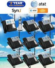 AT&T SynJ SB67138 Large Backlit LCD Display Lighted Keypad