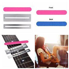 Gitarren-Reinigungs-Polier-Werkzeug und Edelstahl-Griffbrett-Schutz-Schutz neu