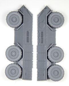 Aquarius 6x6 Wheeled Conversion Kit