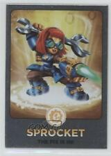 2012 Topps Activision Skylanders Giants #137 Sprocket Non-Sports Card 0y9