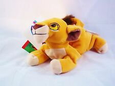 NEW DISNEY STORE BEANIE KIARA FROM LION KING PRIDE WITH TAGS RETIRED