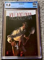 KILLADELPHIA #1 CGC 9.8 COVER A 1ST PRINT (2019) IMAGE COMICS OPTIONED TV SHOW