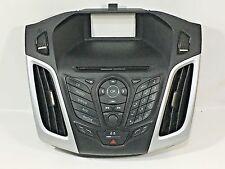 2012-2014 Ford Focus OEM radio bezel dash trim w/o navigation 4.2 screen