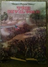 Harper's Pictorial History of the Civil War by Guernsey and Alden - Excell Condn