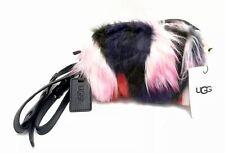 Ugg Australia Janey Crossbody Patchwork Purse 1093560 Women's Pink Multi