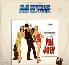 SOUNDTRACK LP PAL JOEY SPAINSH IMPORT HISTORIA DE LA MUSICA EN EL CINE