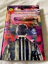 The Hitchhiker's Guide To The Galaxy (S.F. MASTERWORKS) HB - 2011 - Rare cover