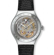 "SWATCH IRONY AUTOMATIK ""BODY & SOUL, Leather too"" (YAS100D) NEUWARE"