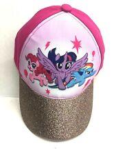 My Little Pony Shiny Baseball Cap – Toddler Pink