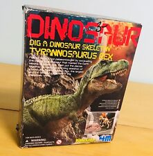 Dig A Dinosaur Skeleton Tyrannosaurus Rex Kids Lab By 4m Old New In Box