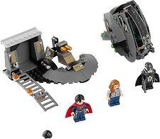 76009 LEGO Superman: Black Zero Escape w/ 3 minifigs (Lois Lane) - New