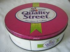OLD NESTLE QUALITY STREET CHOCOLATES& TOFFEES TIN FROM 2001 SOLDIER & SWEETHEART