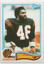 1982 Topps #47 - PETE JOHNSON