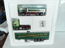 Corgi 1:50 Moreton C. Cullimore 2 piece set model No CC99154  M BOX