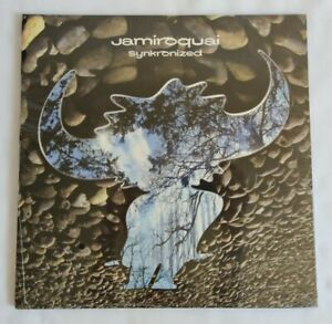 Jamiroquai · Synkronized 1999 1st Press UNPLAYED 12'' Vinyl UK Album · 494517 1