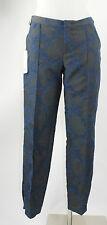 Apriori Hose  38 schwarz  Polyester blau trousers pantalon neu