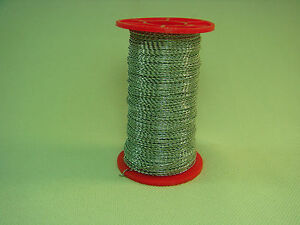 100 Meters Security Seals Galvanized Steel Double Wire line Sealing Safe Nr. 18