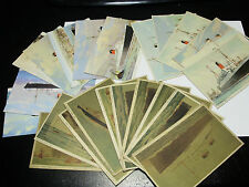 Lot71s - 23 x Different CUNARD WHITE STAR Line - Queen Mary Etc.. POSTCARD