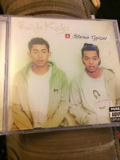 Rizzle Kicks Stereo Typical CD Album 14 Tracks 2011 Good Condition Free UK Post