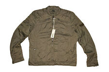 DIESEL J-ATTALOS OLIVE GREEN JACKET SIZE L 100% AUTHENTIC