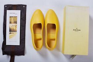 NWT 250$ JOHN LOBB Yellow Overshoe UK10 / US11 / EU44
