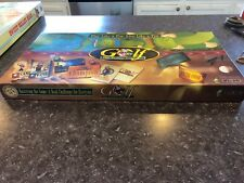 The Perfect GOLF GAME Golfing Board Game Vintage EUC Wrebbit Inc Collector