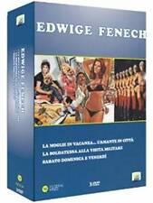EDWIGE FENECH COFANETTO  3 DVD  COFANETTO