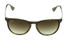 NEW Authentic Ray-Ban ERIKA Matte Tortoise Brown Sunglasses RB 4171 865/13 54MM