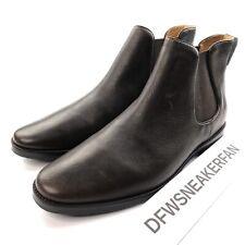 Peter Millar Leather Crown Chelsea Ankle Boot Medium Men's 9.5 Brown New
