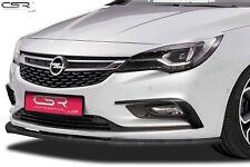 CSR Scheinwerferblenden für Opel Astra K ab 2015- Böser Blick Blenden Set ABS