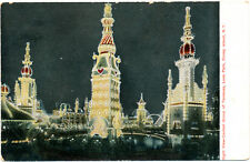 BROOKLYN NY – Luna Park Central Group of Terraces - udb (pre 1908)