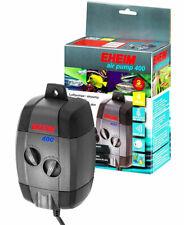 Eheim Air Pump 400 Luftpumpe 4W 400 l/h regelbar incl. Ausströmer Luftschlauch