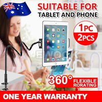 360 Rotating Tablet Stand Holder Lazy Bed Desk Mount For iPad iPhone Air Samsung